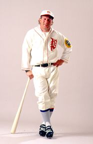 For 1925, this ain't a bad uniform.