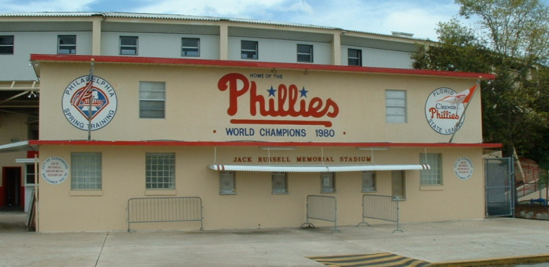 Alright, at what point do you suppose the Phillies will decide that no one is impressed anymore that they won the World Series in 1980?